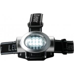 8 LED-es fejlámpa